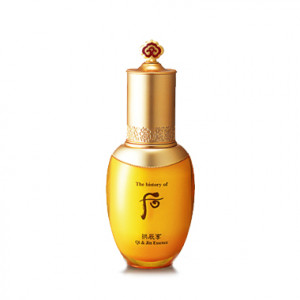 the history of Whoo Qi & Jin Essence 45 ml