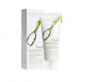 FOOD A HOLIC Snail Moisture Hand Cream 100ml