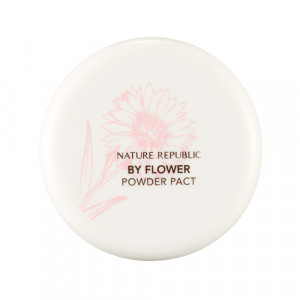 NATURE REPUBLIC By Flower Powder Pact