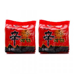 [F] NongShim Shin Noodle 10ea