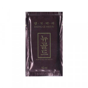 [S] Daenggimeori New Gold Shampoo 10ml *10ea