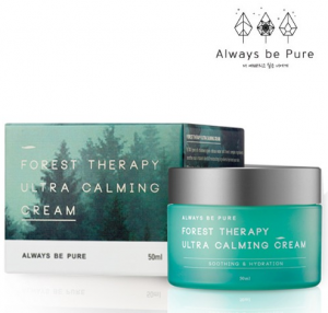 ALWAYS BE PURE Forest Therapy Ultra Calming Cream 50ml
