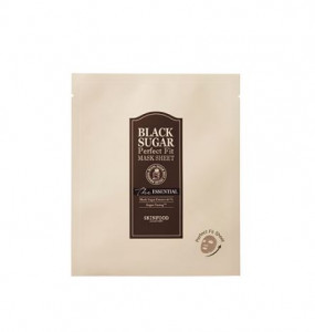 SKINFOOD Black Sugar Perfect Fit Mask Sheet The  Essential 22ml