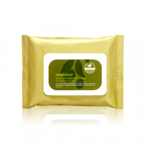 [W] [S] Innisfree Olive real cleansing tissue 10 sheet