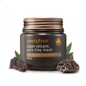 INNISFREE Super Volcanic Pore Clay Mask (Super) 100ml