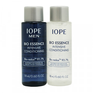 [S] Iope Bio Essence Intensive Conditioning Couple Trial Kit