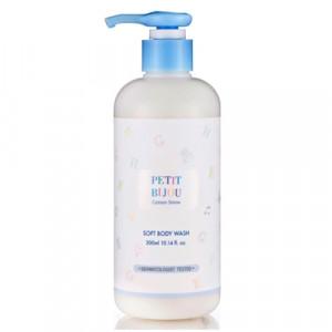 ETUDE HOUSE Petit Bijou Cotton Snow Soft Body Wash 300ml