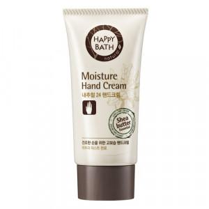 HAPPY BATH Natural 24 Moisture Hand Cream 60ml