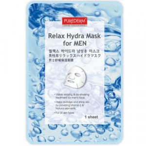 Purederm Relax Hydra Mask For men
