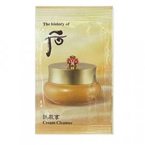 [S] Whoo GongjinHyang Cream Cleanser 1ml*10ea