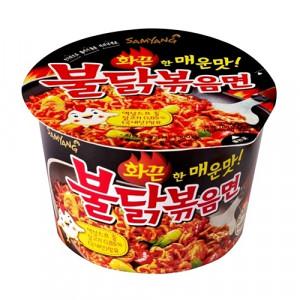 [F] SAMYANG Spicy Fried Noodle Buldak Bokkeummyun 105g