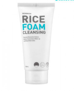 [R] SKINMISO Rice Foam Cleansing 150ml