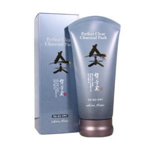 [Online Shop] Nesura SKIN FREE Perfect Clear Charcoal Pack 120g
