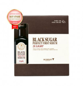 SKINFOOD Black Sugar Perfect First Serum 2X Light 120ml