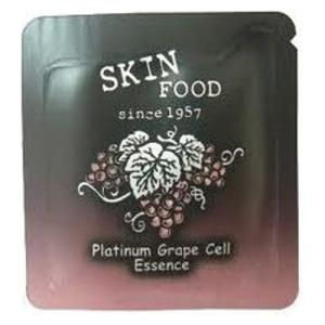 [S] Skinfood Platinum Grape Cell essence *10ea