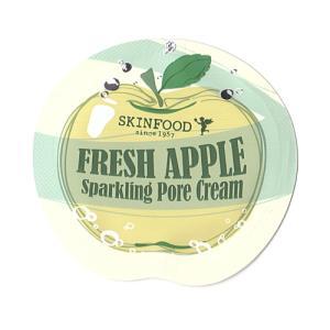 [S] Skinfood Fresh Apple sparkling Pore cream*10ea