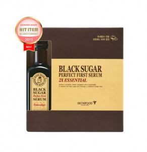 SKINFOOD Black Sugar Perfect First Serum The Essential 2X 120ml