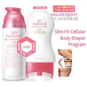 SO NATURAL Slim-Fit Cellular Body Shaper Program 130ml+150ml