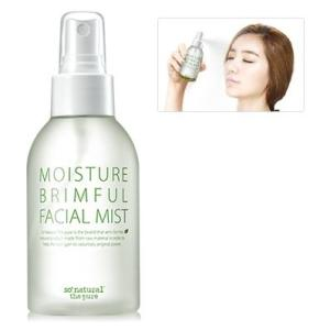 SO NATURAL THE PURE MOISTURE BRIMFUL FACIAL MIST 135ml.