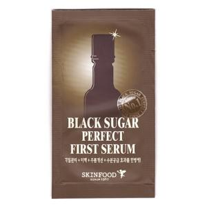 [S] Skinfood Black Sugar Perfect First Serum 4ml*10ea