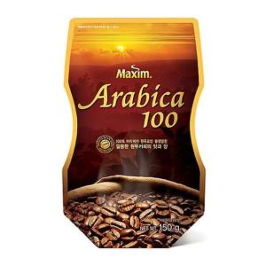 [F] Maxim Arabica 100 (Refill) 150g.