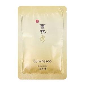 [S] Sulwhasoo Clarifying Mask 4ml*10ea