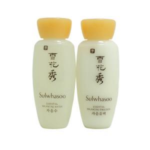 [S] Sulwhasoo Essential Balancing water + Essential Balancing Emulsion 15ml