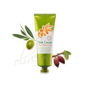 MIZON Natural Oil Olive Cocoa Butter Foot Cream 80ml