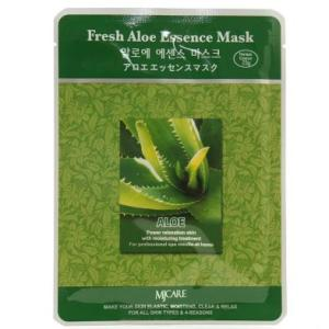 MJ CARE Essence Mask [Fresh Aloe]