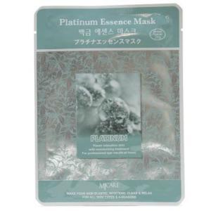 MJ CARE Essence Mask [Platinum]