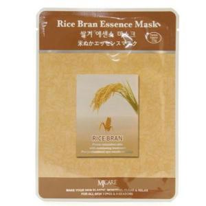 MJ CARE Essence Mask [Rice Bran]