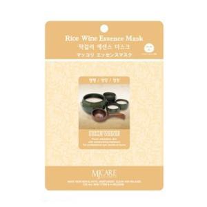 MJ CARE Essence Mask [Rice Wine]