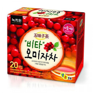 [F] NOCKCHAWON Vita Schizandra Fruit Tea 20sticks