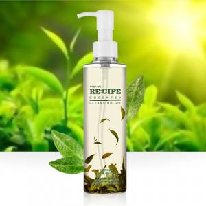 RE:CIPE Green Tea Cleansing Oil 200ml