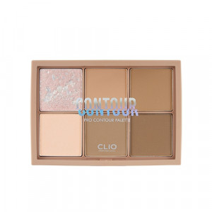 CLIO Pro Contour Palette #Mute Hazel