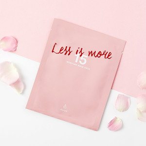 [W] DASONI LESS IS MORE 15 Moisture Mask Pack