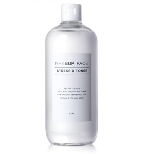 [R] NAKEUP FACE Stress Zero Toner 500ml