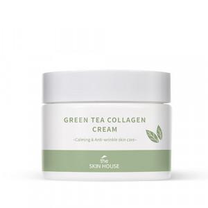 The skin house Green tea collagen cream 50ml