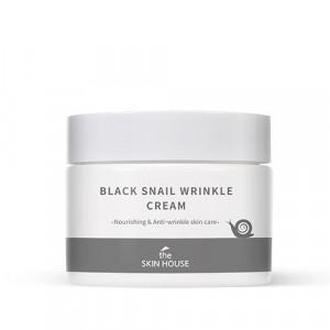 The skin house Black Snail wrinkle cream 50ml