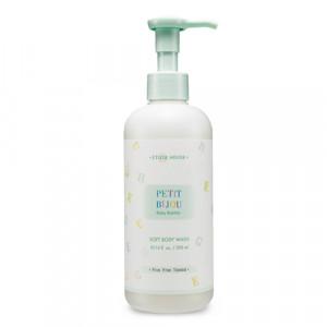ETUDE HOUSE Petit Bijou Baby Bubble Soft Body Wash 300ml