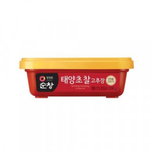 [F] CHUNGJUNGONE Sunchang Hot Pepper Paste 200g