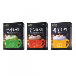 [F] TEAZEN Cafe Style Latte 10Sticks