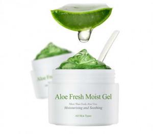The skin house Aloe Fresh Moist Gel 50ml.