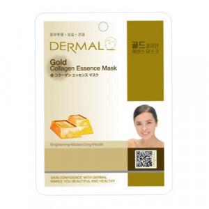 DERMAL Gold Collagen Essence Mask sheet