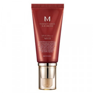 [SALE] MISSHA M perfect cover BB cream SPF42 PA+++  50ml