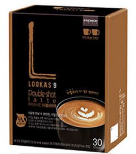 [E] LUOKAS9 Double Shot Latte 30T