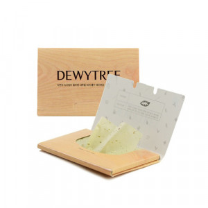 DEWYTREE Nature Source Green Tee Mattifying Linens 50pcs