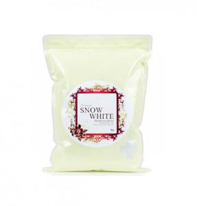 ANSKIN Premium Snow White Modeling Mask Powder Pack for Whitening 2500ml [1KG]