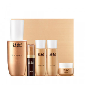 HANYUL Geuk Jin Essence Set 5 items