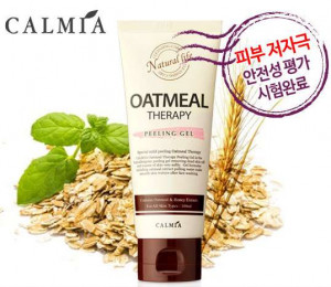 CALMIA Oatmeal Therapy Peeling Gel 100ml